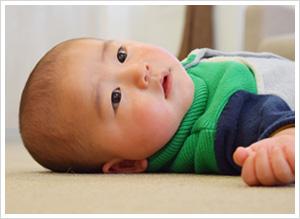熊本整体赤ちゃん連れ